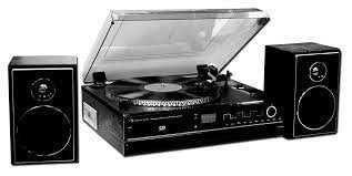 Gramofon Auna CD AUX kaseta