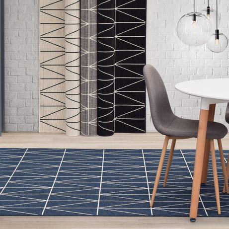 Carpete / Tapete Geometria Interior e Exterior - 120x170cm By Arcoazul