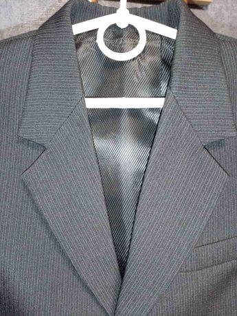 пиджак школьный для  мальчика 10-11 лет