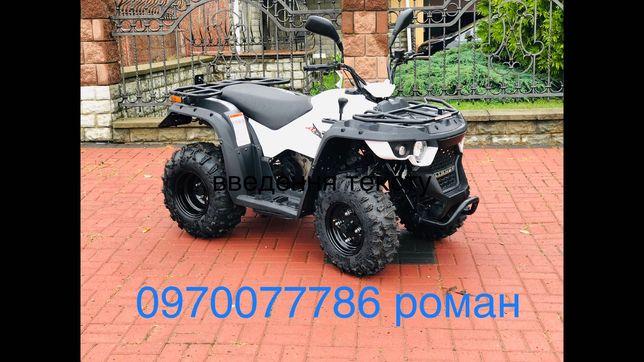 Квадроцикл лінхай м150