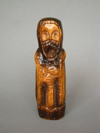 Rycerzyk figurka drewniana