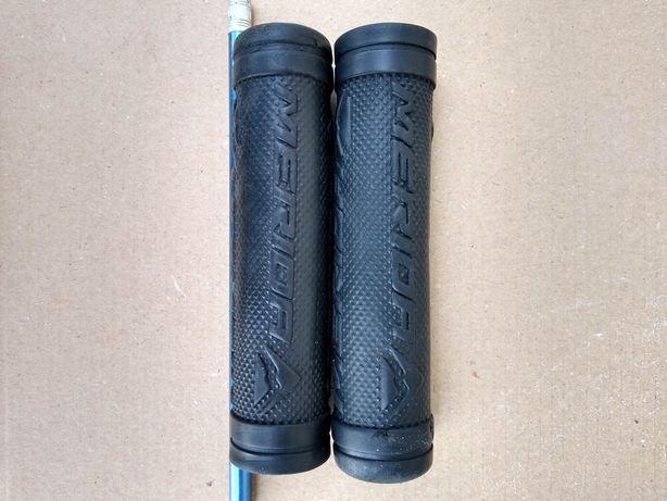 Chwyty rowerowe Merida gumowe 24,5mm