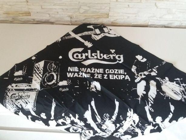 ***NOWA*** Nowa bandamka Woodstock CARLSBERG