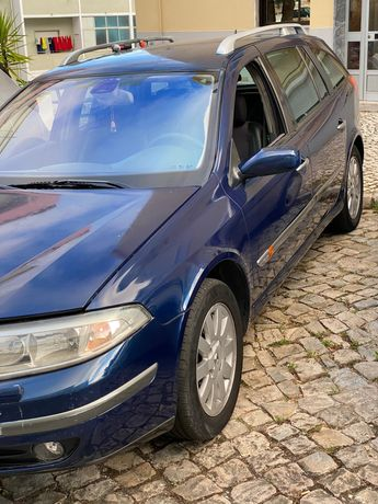 Renault laguna carro