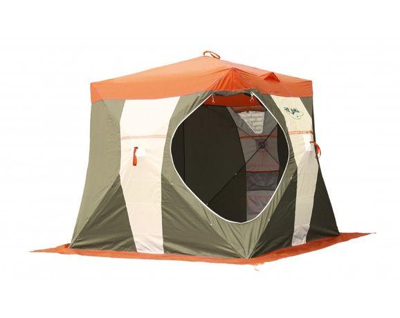 НЕЛЬМА КУБ-2 Палатка для зимней рыбалки. Низкая цена! палатки Лотос