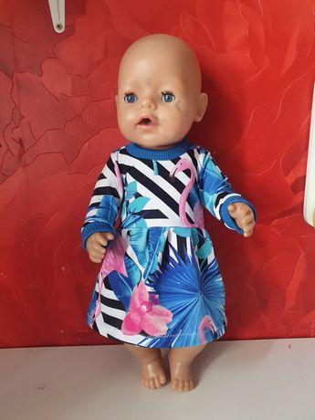 Sukienka dla baby born