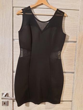 Mała czarna sukienka. Rozmiar L cudna