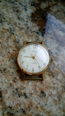 Garniturowy zegarek Radziecki Wiesna