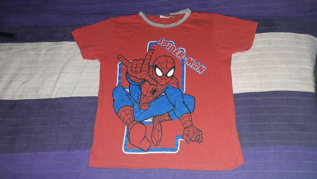 Koszulka Spider Man 140/146