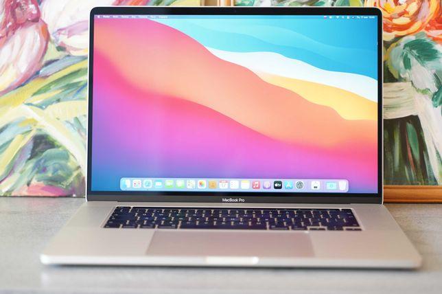 Macbook Pro 16 2019 i7 16GB SSD512GB Radeon Pro 5300M 4GB (58 циклов)