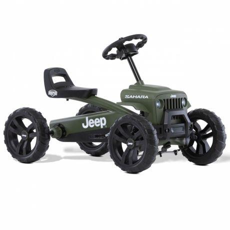 BERG Gokart na pedały Buzzy Jeep Rubicon 30 kg