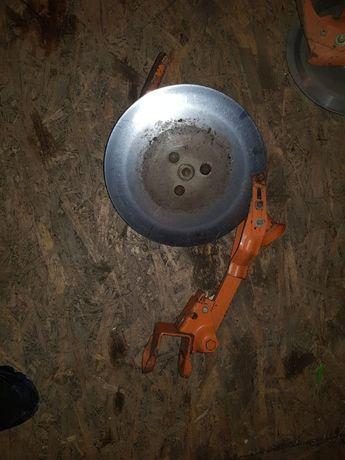 Redlice talerzowe Amazone AD 302 402 na piaście krótka długa