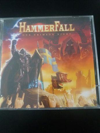 Sprzedam płytę HAMMERFALL One Crimson night 2CD