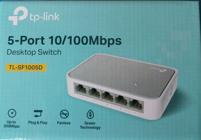 Свитч Switch Tl - sf 1005d