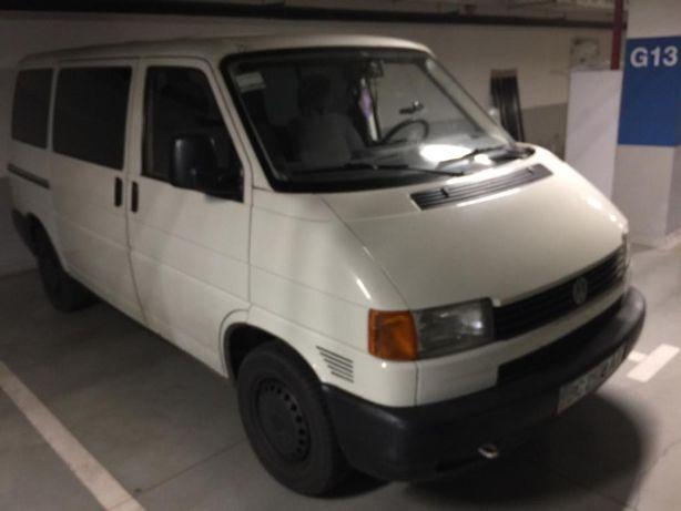 Vw transporter t4 2.4d 1998
