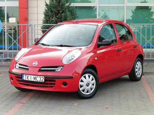 Nissan Micra # LIFT # 2006 # 1.2 Benzyna # KLIMA Sprawna # Zarej w PL