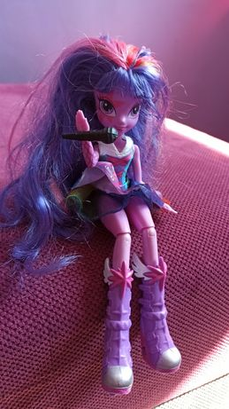 My little pony Equestria Girls Rainbow Rocks Twilight Sparkle