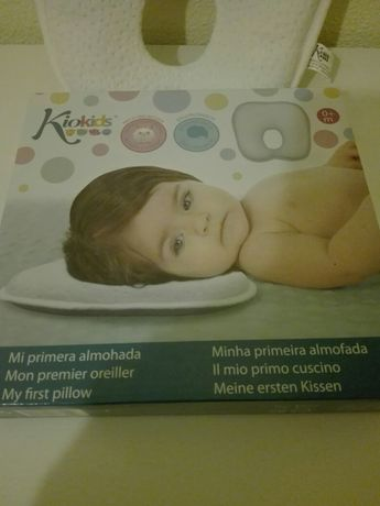 Almofada recém-nascido kiokids