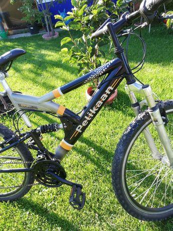 Młodzieżowy rower pelikan 26cali