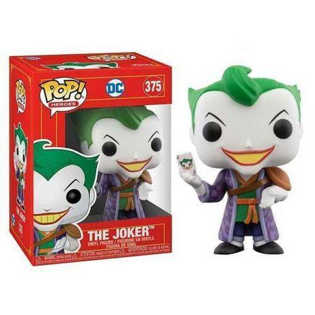 Funko POP! Universo DC Imperial Palace The Jocker 375 Novo Portes Free