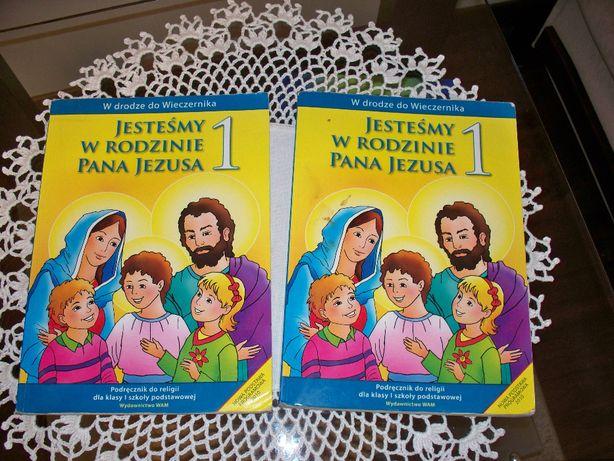 podręcznik do religii klasa 1,2,4