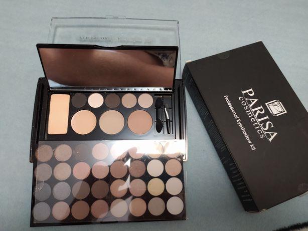 Parisa Cosmetics 37 оттенков теней