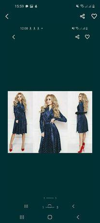 Платье серое 54 размер 800 рублей
