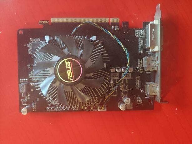 Видеокарта Asus Radeon HD 6670