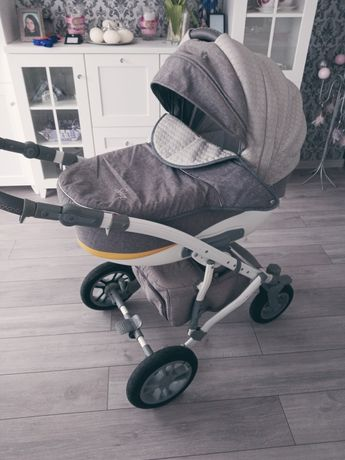 Wózek firmy Camarelo