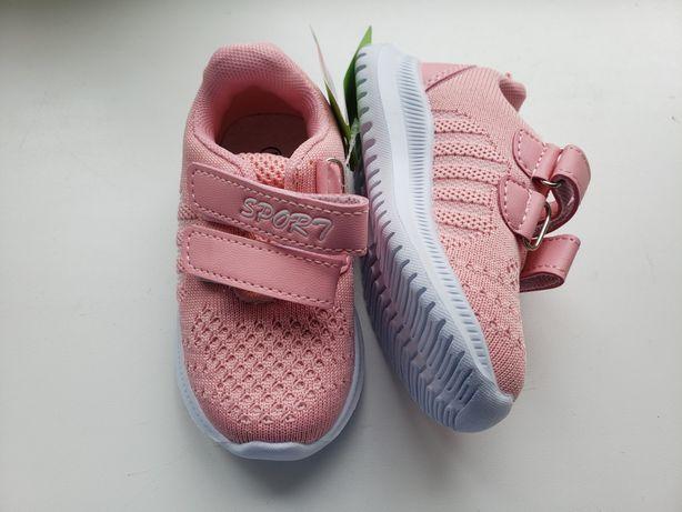 Кросівки дитячі для дівчинки 21