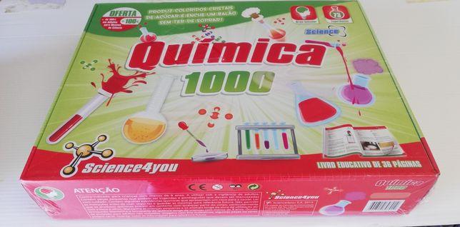 Química 1000 Science4You