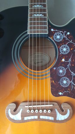Gitara Epiphone ej 200 ce/vs