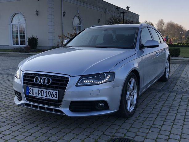 Audi a4 b8! Sliczna! 2,0tdi! Full led! Serwis!