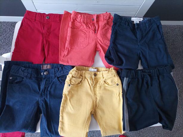 Eleganckie spodnie dla chłopca 6 par - H&M, ZARA, Tape à l'oeil