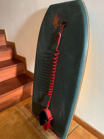 Prancha bodyboard houston tamanho 40' ,55€ negociaveis