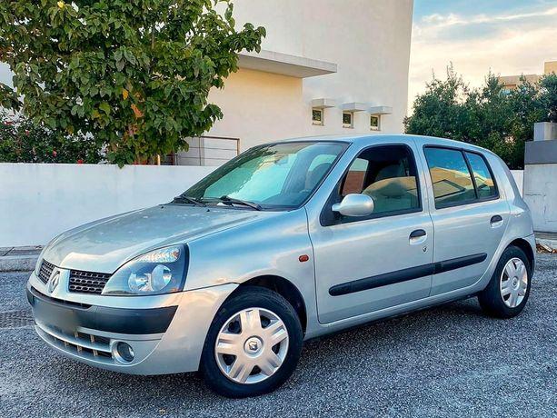 Renault Clio 1.2 16V - AR CONDICIONADO - 50 mil KM!