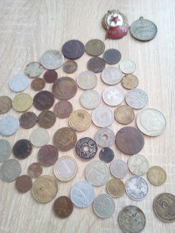 Продам свою колекцию монет