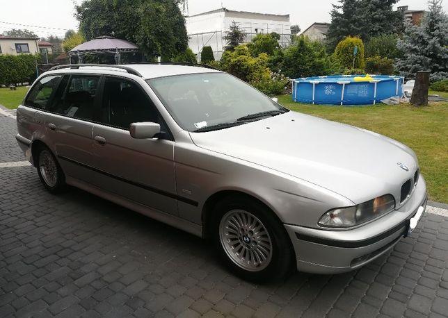 Разборка BMW E39 Универсал M57D30 БМВ Е39 Туринг М57Д30 Автомат АКПП