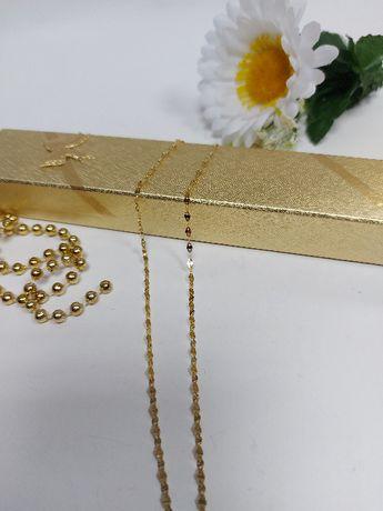 Złoty łańcuszek złoto 585