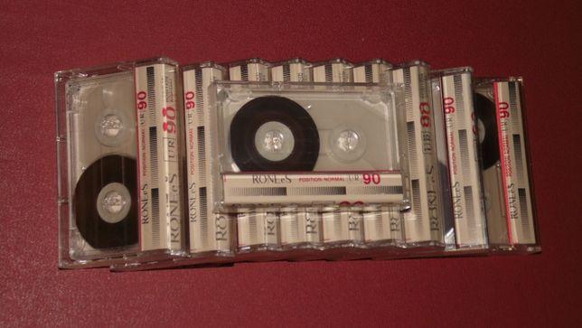 кассета RONES лента BASF аудиокассета