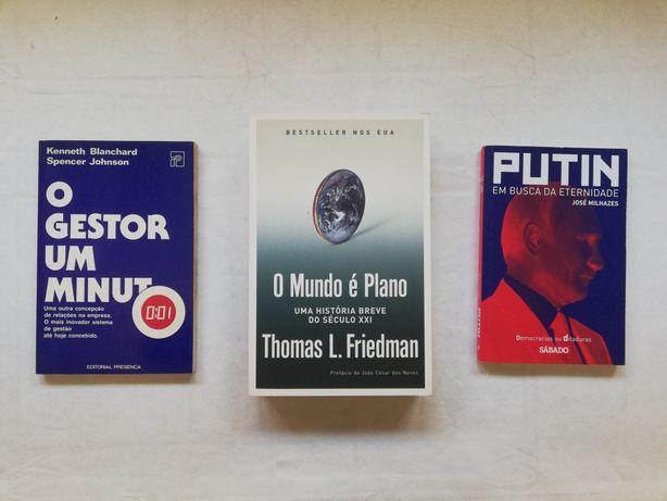 Livros vários (3)