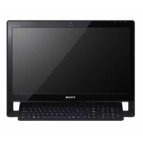 Computador de secretária SONY touch screen