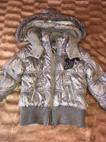 зимова куртка Wojcik на 104 см