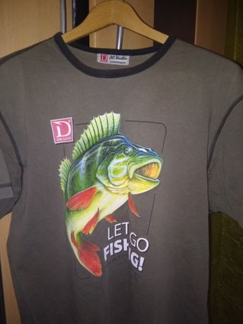 Koszulki wędkarskie