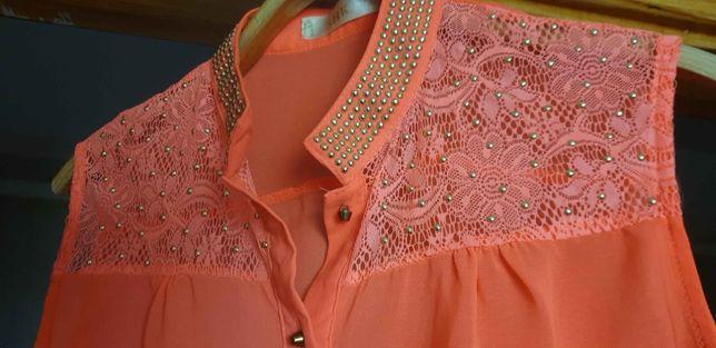 Продам блузка алая
