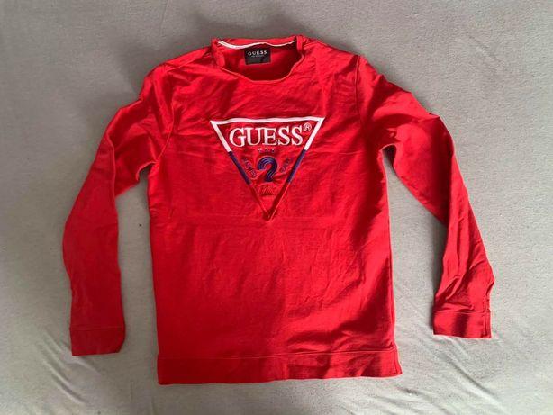 Bluza guess czerwona rozmiar l