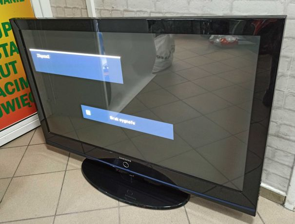 Telewizor Samsung Plasma PS50A410C1 + PILOT