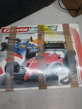 Pista Carrera Profi Grand Prix