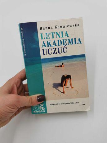 Letnia Akademia Uczuć książka dla nastolatek
