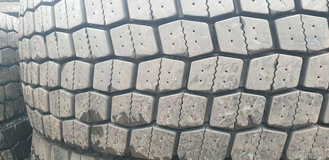 Opony używane ciężarowe w rozmiarze 315/80R22,5 Michelin Multiway XDE